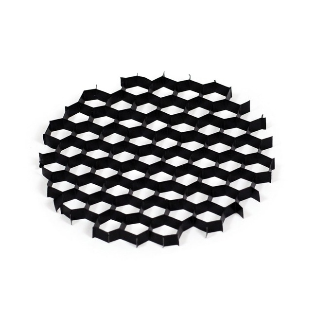 Iolite 2 Inch Hex Cell Louver  by Nora Lighting