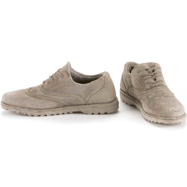 Concrete Chaussures Pot  by Seletti