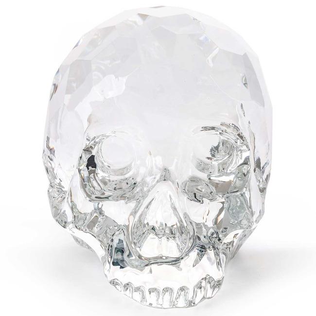 The Hamlet Dilemma Skull Figurine  by Seletti