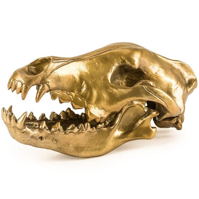 Diesel Wunderkammer Wolf Skull  by Seletti
