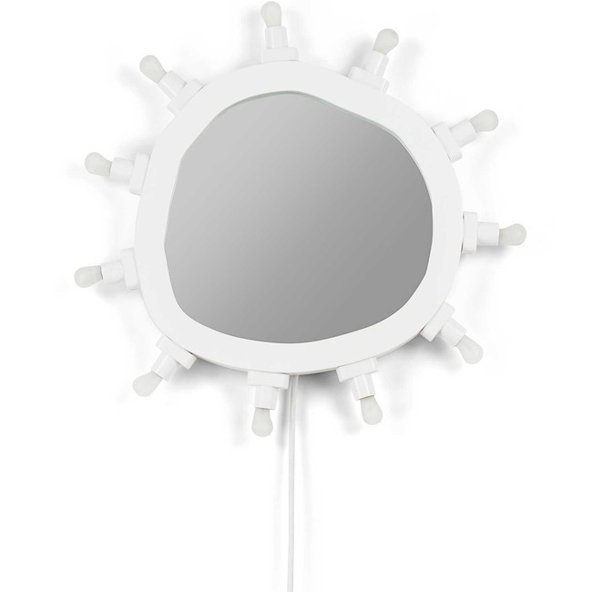 Luminaire Small Mirror  by Seletti