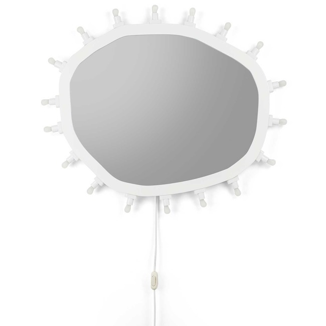 Luminaire Regular Mirror  by Seletti