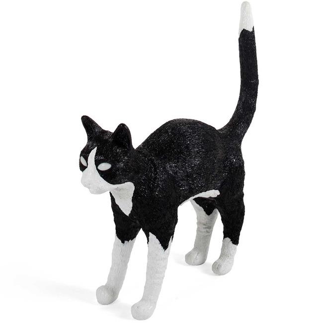 Jobby The Cat Portable Lamp  by Seletti