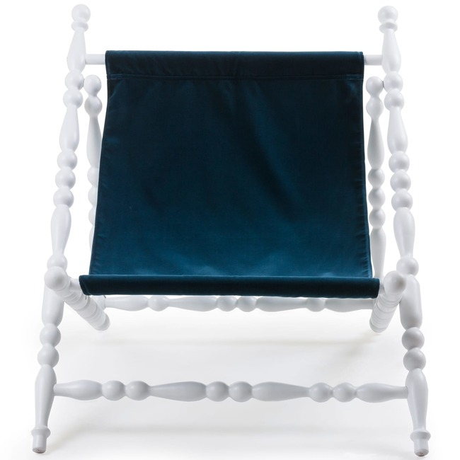 Heritage Deck Chair  by Seletti