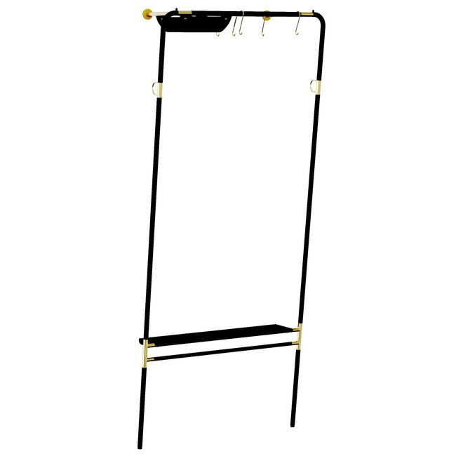 Lean On Me Clothes Rack  by Umage