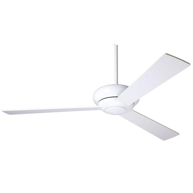 Altus Ceiling Fan No Light by Modern Fan Co. | ALT-GW-52-WH-NL-003