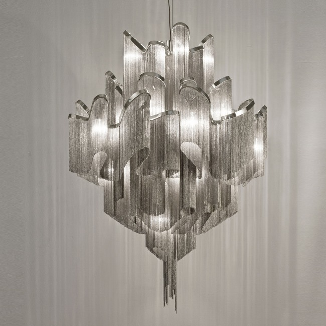 Stream Chandelier by Terzani USA | 0J50SE7C8A