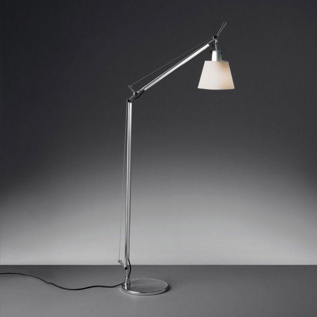Tolomeo Shade Reading Floor Lamp by Artemide | TLS0100