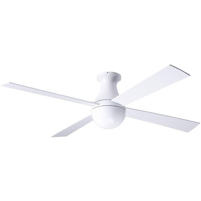Ball Flush Ceiling Fan  by Modern Fan Co.