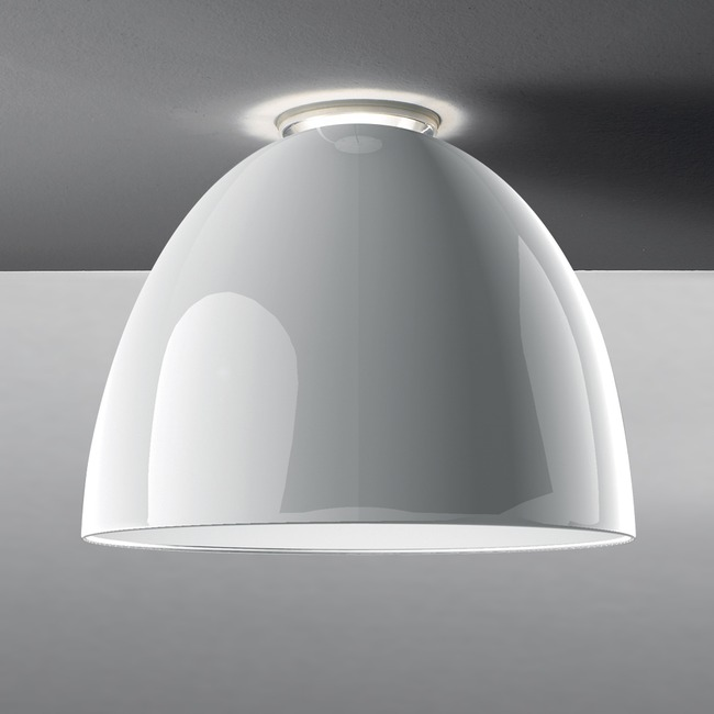 Nur Mini Gloss Ceiling Light by Artemide | A245508