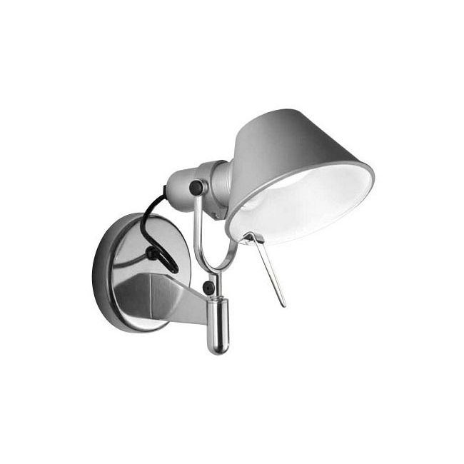 Tolomeo Classic Wall Spot without Switch by Artemide | A025458