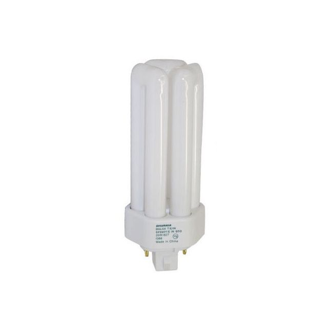 T4 Dulux GX24Q-3 Base 26W 120V 2700K  by Raise Lighting