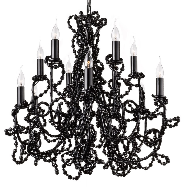 Coco Small Round Chandelier By Brand Van Egmond