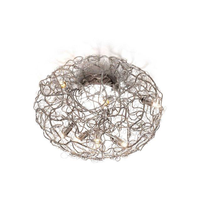 Crystal Waters Ceiling Lamp by Brand Van Egmond   CWP40NHU