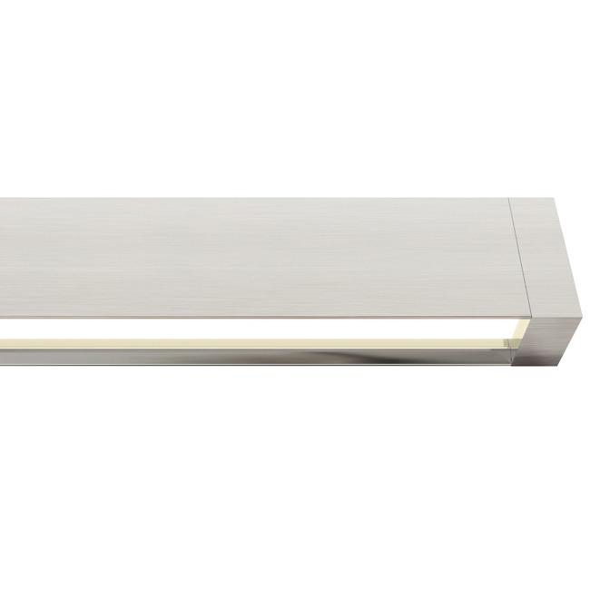 Nova Warm Dim Ceiling with Remote Power  by PureEdge Lighting