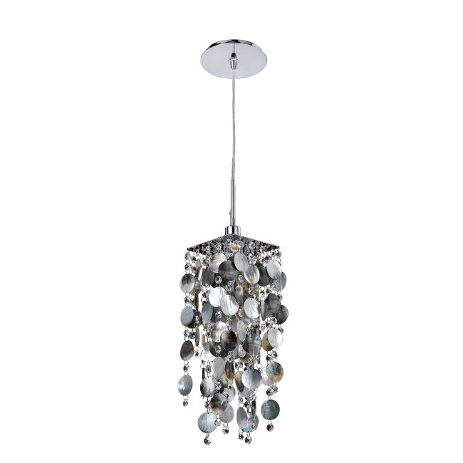 Cityscape Pendant by Glow Lighting | 598PM1LSP-3C