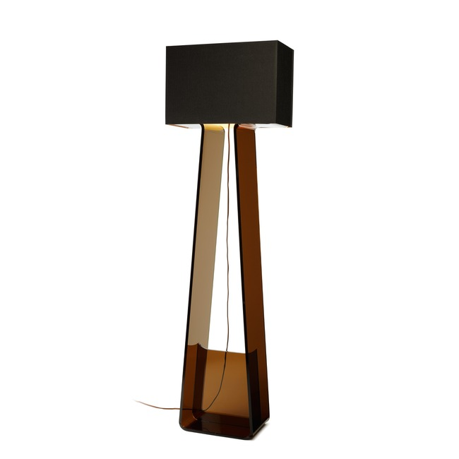 Tube Top Classic Floor Lamp  by Pablo