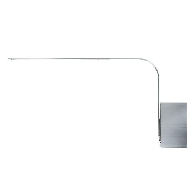 Lim L Table Lamp by Pablo | LIM L TBL SLV BR