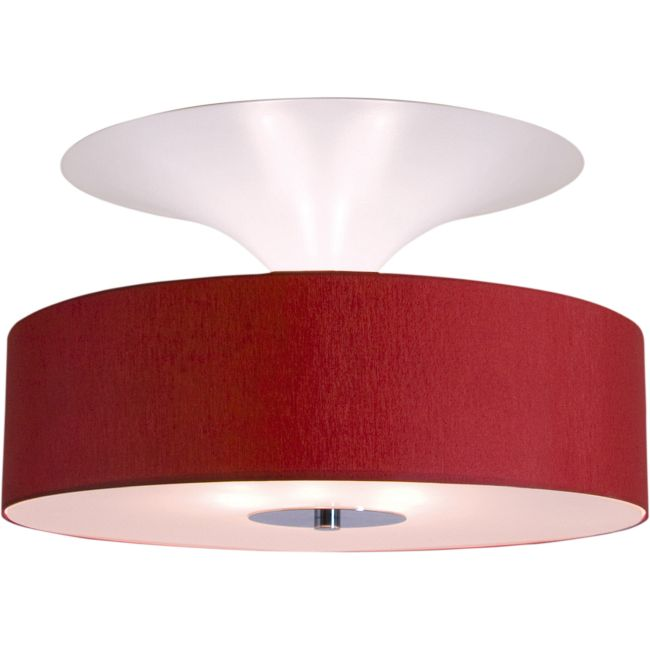 Air Wave Ceiling Lamp by Ilfari | ILF6223.02.RD