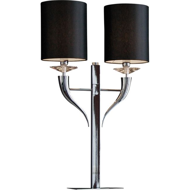 Loving Arms T2 Table Lamp by Ilfari | ILF6242.02.BK
