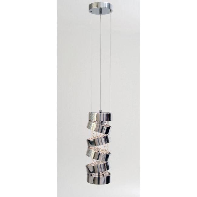 Secret Club Single Suspension with Crystals by Ilfari | ILF6390s