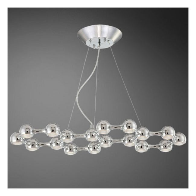 Micro 18 Light LED Suspension by Eurofase | 22958-013