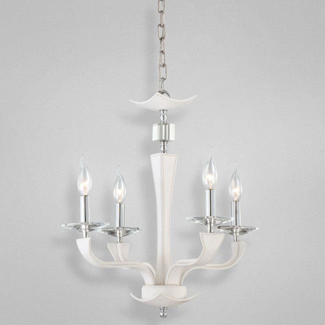 Pella 4 Light Chandelier by Eurofase | 22805-010