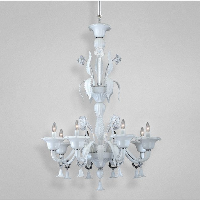 Veronica 8 Light Chandelier by Eurofase | 22945-013