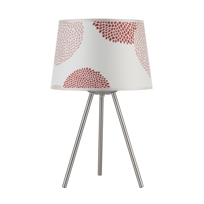 Weegee Small Table Lamp by Lights Up | RS-600BN-RDM