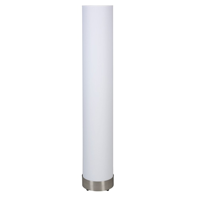 Meridian Floor Lamp by Lights Up | RS-767BN-WHT