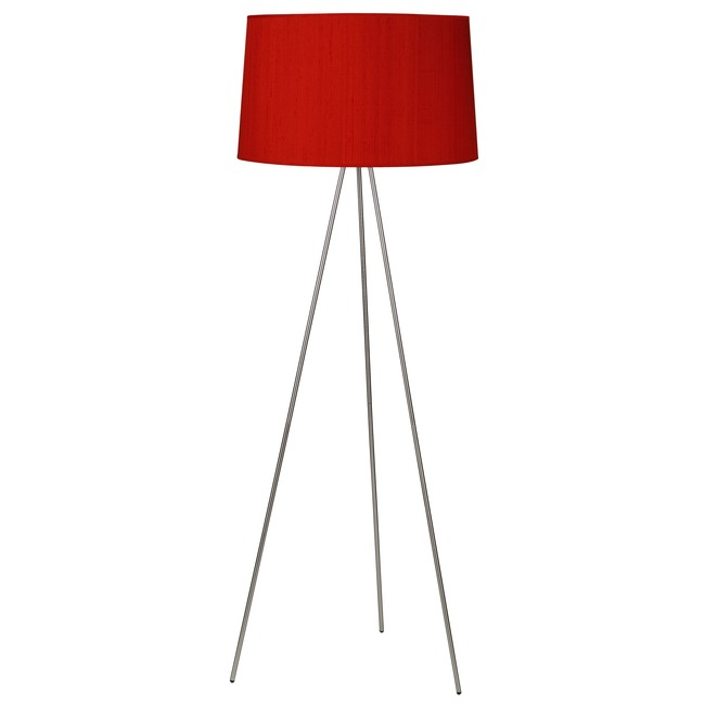 Weegee Floor Lamp by Lights Up   RS-703BN-RDP