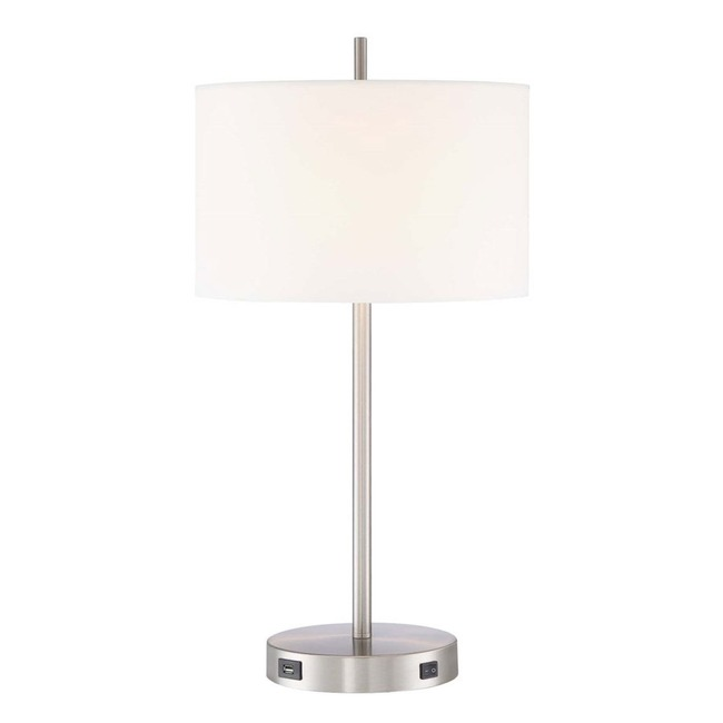 Hotel Multi Function Table Lamp  by Arnsberg