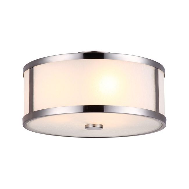 Uptown semi flush mount by dvi lighting dvp1112ch op