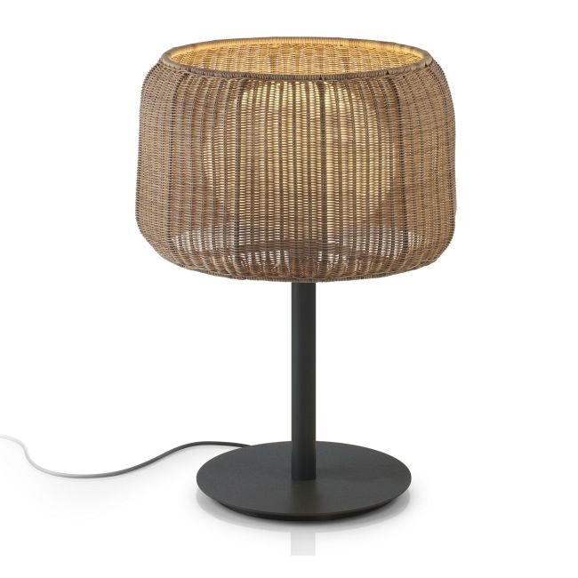 Fora Outdoor Table Lamp Floor Model  by Bover