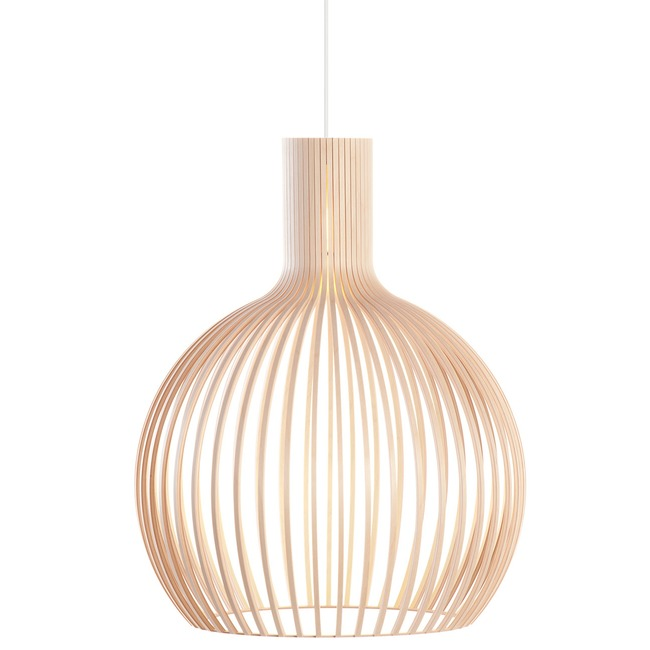 Octo 424 Pendant  by Secto Design