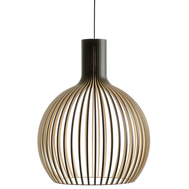 Octo Pendant by Secto Design | 4240BK8FTE26