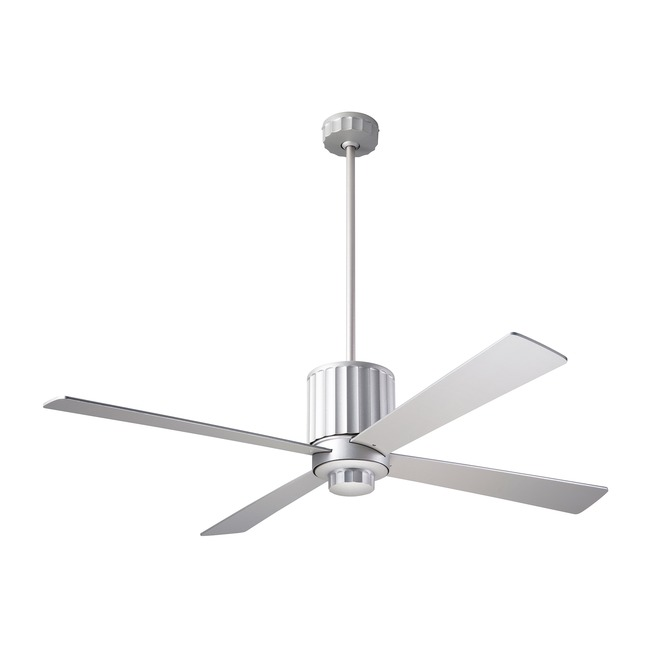 Flute Ceiling Fan no Light by Modern Fan Co  by Modern Fan Co.