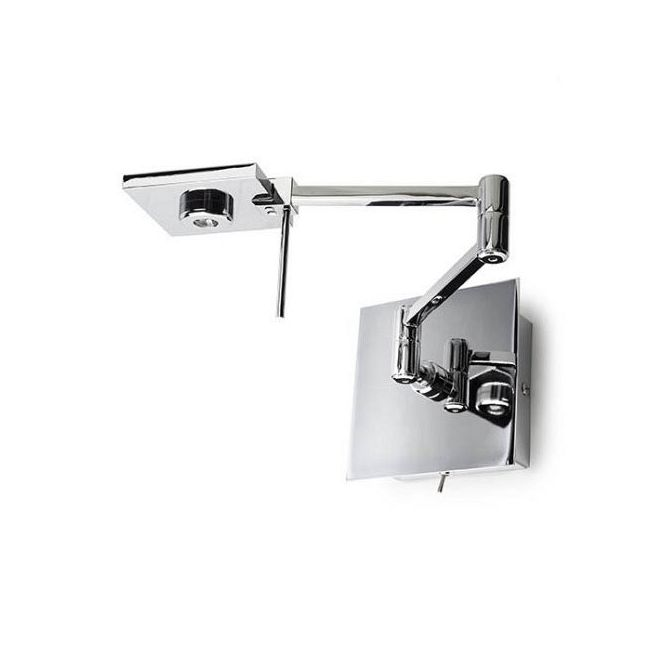 A-34 Del LED Adjustable Wall Lamp by Lightology Collection | LC-A-34-C