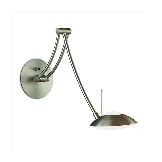 A-782 Liana Swivel Wall Lamp by Lightology Collection | LC-A-782NM