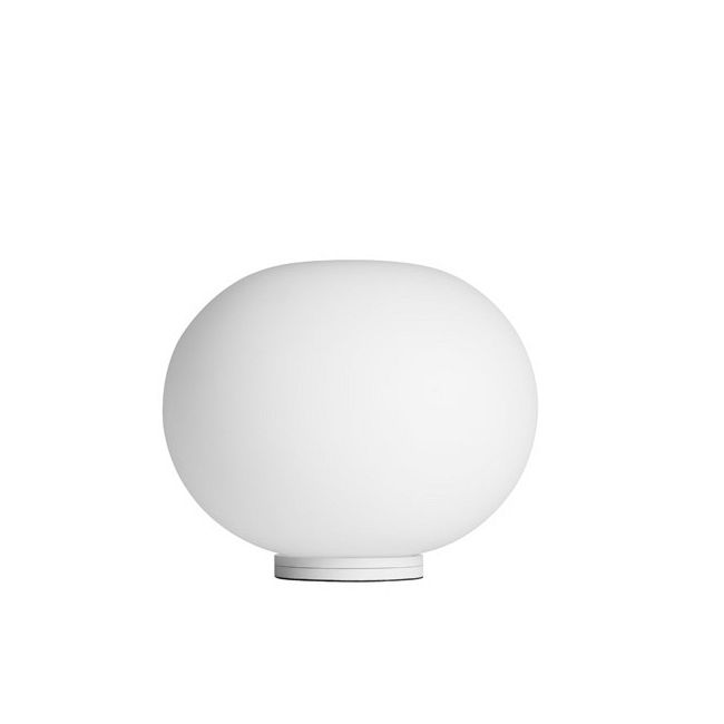 Glo-Ball Basic Zero Table Lamp  by Flos Lighting