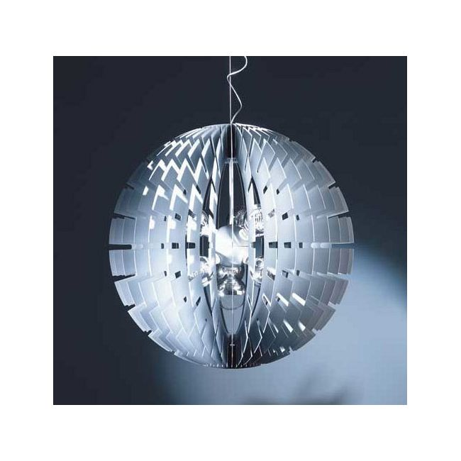 Helios Aluminum Suspension  by Lightology Collection | 635303U