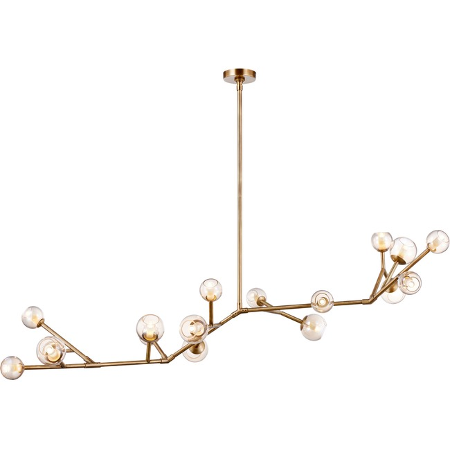 Bowie Chandelier  by Stone Lighting