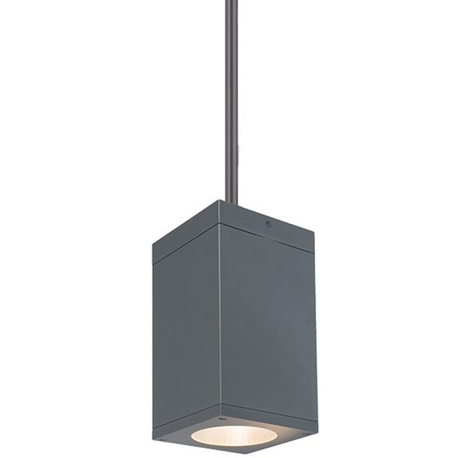 Cube Architectural 85CRI 5 inch Pendant  by WAC Lighting