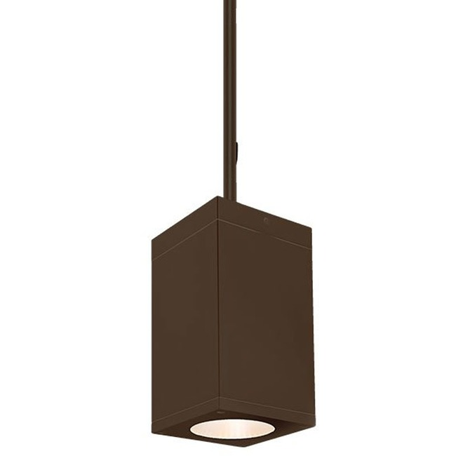 Cube Architectural 90CRI 6 inch Pendant  by WAC Lighting