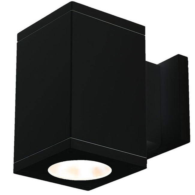 Cube Architectural 85CRI 5 inch Straight Beam Wall Light  by WAC Lighting