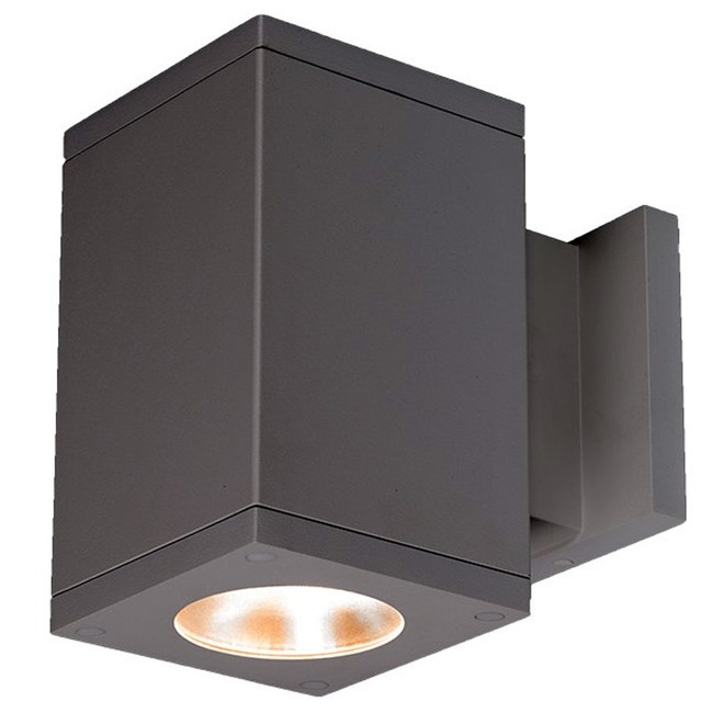 Cube Architectural 85CRI 6 inch Straight Beam Wall Light  by WAC Lighting