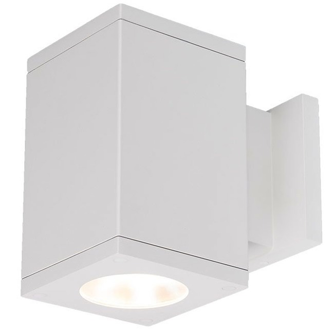 Cube Architectural 90CRI 6 inch Straight Beam Wall Light  by WAC Lighting