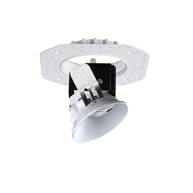 Aether 3.5IN RD Trimless 90CRI Adjustable Downlight Trim  by WAC Lighting