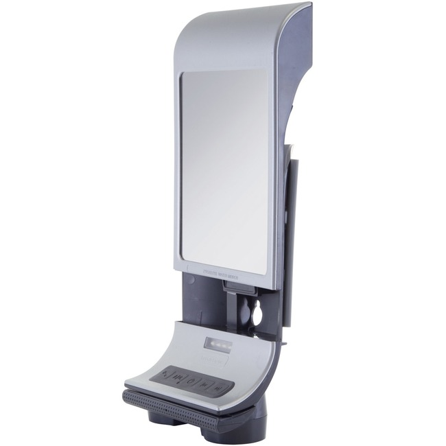 Z Fogless LED Lighted Water Mirror  by Zadro