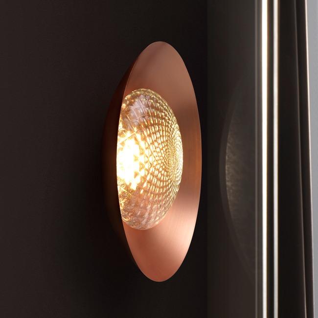 Wok Wall Light  by CVL Luminaires